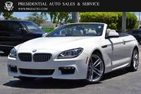 2015 BMW 6 Series 650i 2dr Convertible