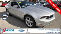 Pre-Owned 2012 Ford Mustang GT Premium RWD 2D Coupe