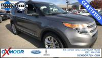 Pre-Owned 2014 Ford Explorer XLT FWD 4D Sport Utility