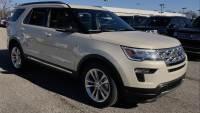 New 2018 Ford Explorer XLT FWD 4D Sport Utility
