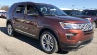 New 2018 Ford Explorer XLT AWD
