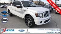 Pre-Owned 2012 Ford F-150 Harley-Davidson 4WD