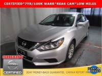 Certified Pre-Owned 2017 Nissan Altima 2.5 S Sedan in White Marsh, MD