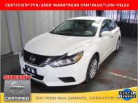 Certified Pre-Owned 2016 Nissan Altima 2.5 S Sedan in White Marsh, MD