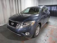 Certified Pre-Owned 2014 Nissan Pathfinder SL SUV in White Marsh, MD