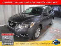 Certified Pre-Owned 2014 Nissan Pathfinder SV SUV in White Marsh, MD