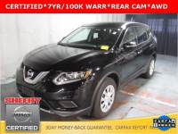 Certified Pre-Owned 2015 Nissan Rogue S SUV in White Marsh, MD