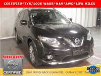 Certified Pre-Owned 2014 Nissan Rogue SL SUV in White Marsh, MD