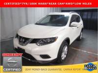 Certified Pre-Owned 2015 Nissan Rogue SV SUV in White Marsh, MD