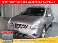 Certified Pre-Owned 2012 Nissan Rogue SV SUV in White Marsh, MD
