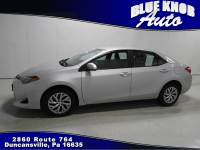 2017 Toyota Corolla LE Sedan in Duncansville | Serving Altoona, Ebensburg, Huntingdon, and Hollidaysburg PA