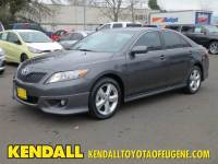 2011 Toyota Camry Base Sedan Front-wheel Drive