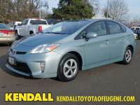 2015 Toyota Prius Three Hatchback Front-wheel Drive