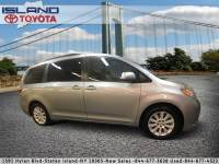 Pre-Owned 2015 Toyota Sienna XLE Premium All Wheel Drive Minivan/Van