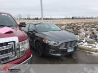 2016 Ford Fusion SE Sedan I-4 cyl