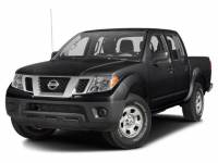 2017 Nissan Frontier SV Truck Crew Cab - Used Car Dealer Serving Upper Cumberland Tennessee