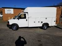2012 Chevrolet Express Cutaway 3500 2dr 139 in. WB Cutaway Chassis w/ 1WT