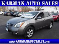 2010 Nissan Rogue AWD SL 4dr Crossover