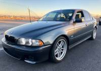 2001 BMW 5-Series 540i 4dr Sdn 6-Spd Manual