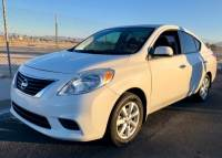 2014 Nissan Versa 4dr Sdn CVT 1.6 S Plus