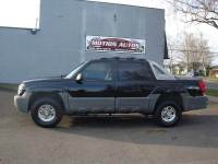 2002 Chevrolet Avalanche 2500 4X4 8.1 V8 BLACK LEATHER 143K MILES WOW