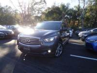 2013 Infiniti JX35 PANO ROOF. DELUXE TOURING. THEATER PKG