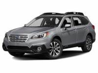 Used 2015 Subaru Outback 3.6R SUV in Commerce Township