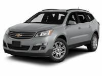 2014 Chevrolet Traverse LT Cloth SUV