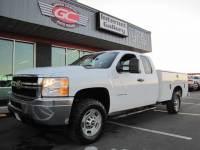 2011 Chevrolet Silverado 2500HD Utility 4x4 Work Truck