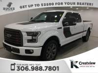 Pre-Owned 2016 Ford F-150 Lariat SuperCrew | Leather | Remote Start 4WD Crew Cab Pickup