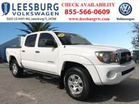 Used 2011 Toyota Tacoma PreRunner V6 Truck Double Cab For Sale Leesburg, FL