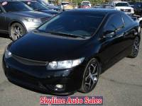 2006 Honda Civic Si 2dr Coupe