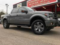 2013 Ford F-150 FX4 SUPERCREW 5.5-FT. BED 4WD LEVELED