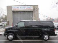 2009 Ford Econoline Vans E-350 Cargo Van Clean Black Van