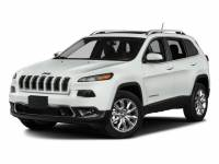 Certified Used 2016 Jeep Cherokee Limited SUV in Miami