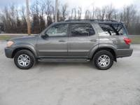 2006 Toyota Sequoia Limited 4dr SUV 4WD