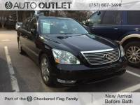 Pre-Owned 2004 Lexus LS 430 RWD 4D Sedan