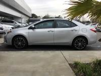 Pre-Owned 2014 Toyota Corolla S Front Wheel Drive Sedan