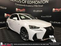 Pre-Owned 2018 Lexus IS 350 DEMO UNIT - F SPORT SERIES 3 All Wheel Drive 4 Door Car