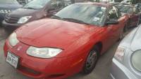 2001 Saturn S-Series SC1 3dr Coupe