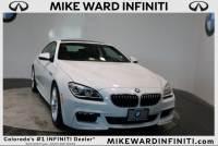 Pre-Owned 2017 BMW 6 Series 640i xDrive AWD
