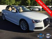 Used 2015 Audi A5 2.0T Premium Plus Convertible in Latham, NY