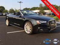 Used 2015 Audi A5 2.0T Premium Plus Convertible in Latham