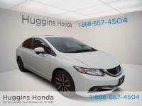 Certified Used 2015 Honda Civic EX-L For Sale Near Fort Worth TX | NTX Honda Certified Pre-Owned Dealer