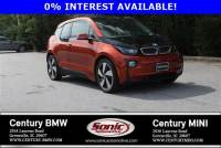 Certified Used 2014 BMW i3 Sedan in Greenville, SC