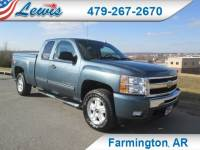 Used 2011 Chevrolet Silverado 1500 LT Truck Extended Cab in Fayetteville
