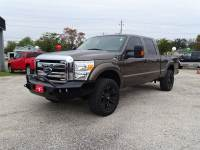 PRE-OWNED 2015 FORD SUPER DUTY F-250 SRW LARIAT 4WD