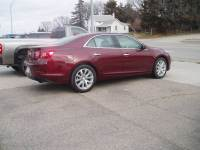 2016 Chevrolet Malibu Limited LTZ 4dr Sedan
