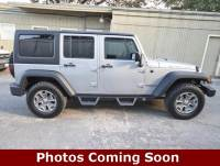 2016 Jeep Wrangler Unlimited Unlimited Rubicon