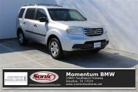 Used 2012 Honda Pilot LX 2WD 4dr SUV in Houston, TX